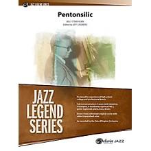 BELWIN Pentonsilic Jazz Ensemble Grade 5 (Advanced / Difficult)