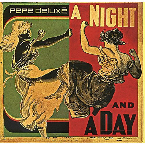 Alliance Pepe Deluxe - Night and a Day