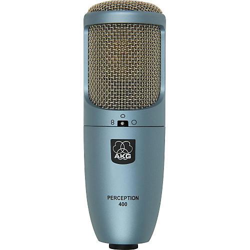 AKG Perception 400 Large Diaphragm Condenser Microphone-thumbnail