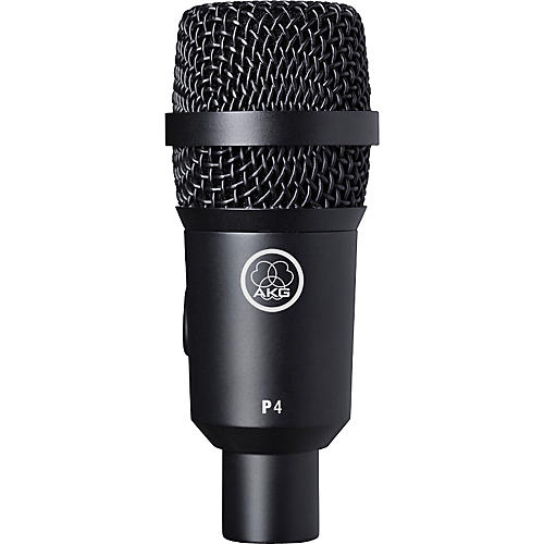 AKG Perception P4 Dynamic Instrument Mic