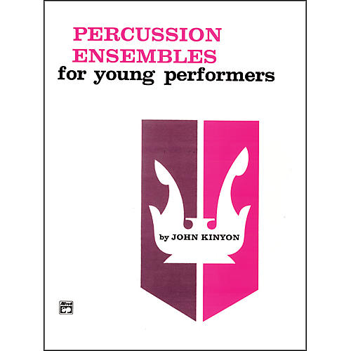 Alfred Percussion Ensembles for Young Performers Snare Drum Bass Drum & Accessories