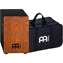Meinl Percussion HCAJ1AWA+BAG Headliner Series Mahogany String Cajon with Bag
