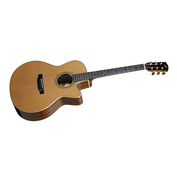 BedellPerformance Monitor Series MHCE-17-G Orchestra Acoustic-Electric Guitar