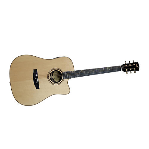 Bedell Performance Monitor Series THCE-28-G Dreadnought Acoustic-Electric Guitar
