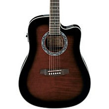 Ibanez Performance PF28ECE Dreadnought Cutaway Acoustic-Electric Guitar Level 2 Regular 190839112927