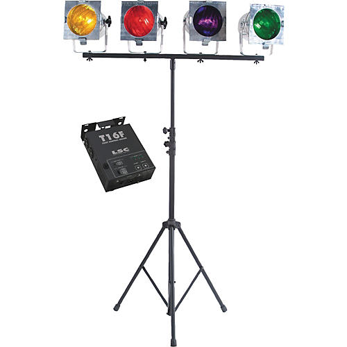 American DJ Performance Pak A Mobile Stage Package