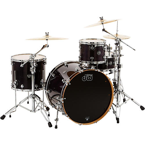 DW Performance Series 5-Piece Shell Pack with 24