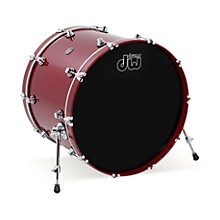 DW Performance Series Bass Drum Candy Apple Lacquer 18x24