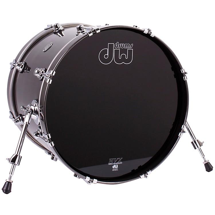 DWPerformance Series Bass DrumGun Metal Metallic Lacquer16x20