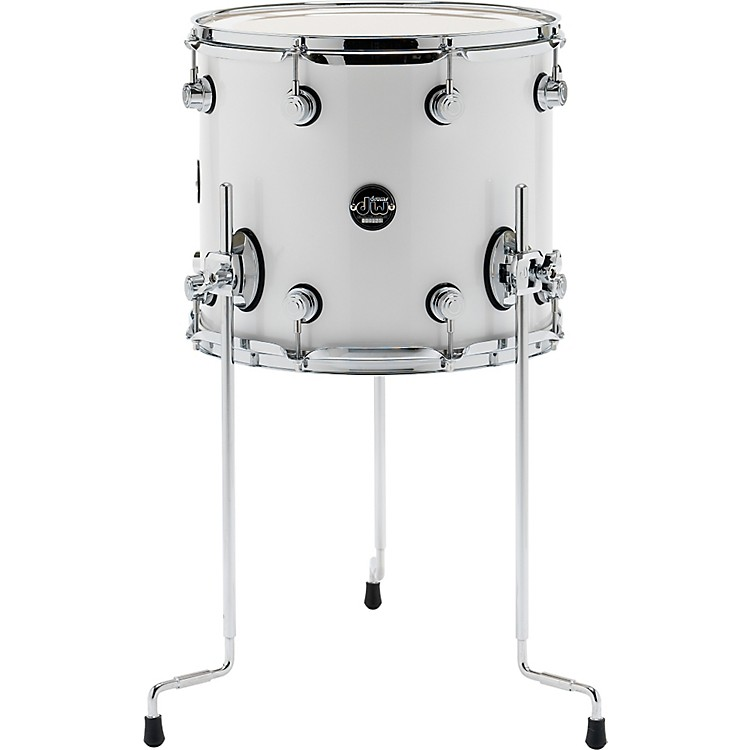 DW Performance Series Floor Tom 14x16 Ebony Stain Lacquer
