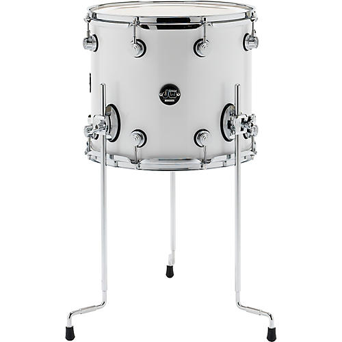 DW Performance Series Floor Tom 14 x 12 in. White Ice