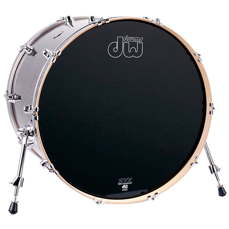 DW Performance Series Kick Titanium Sparkle 18x24