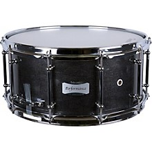 Dynasty Performance Series Maple Concert Snare Drum Charcoal Lacquer 14x6.5