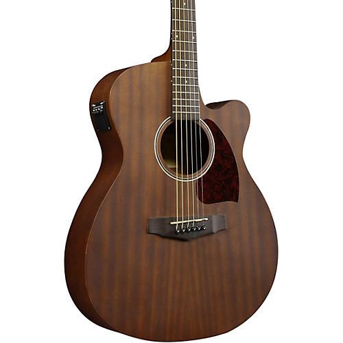 Ibanez Performance Series PC12MHCEOPN Grand Concert Acoustic-Electric Guitar-thumbnail