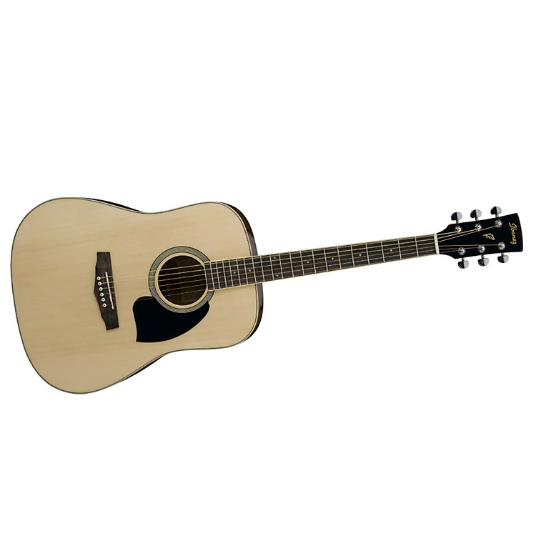 Ibanez Performance Series PF15 Dreadnought Acoustic Guitar with Case