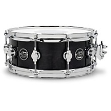 DW Performance Series Snare Drum 14 x 5.5 in. Ebony Stain Lacquer