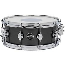DW Performance Series Snare Drum 14 x 5.5 in. Gun Metal Metallic Lacquer