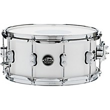 DW Performance Series Snare Drum 14 x 6.5 in. White Ice