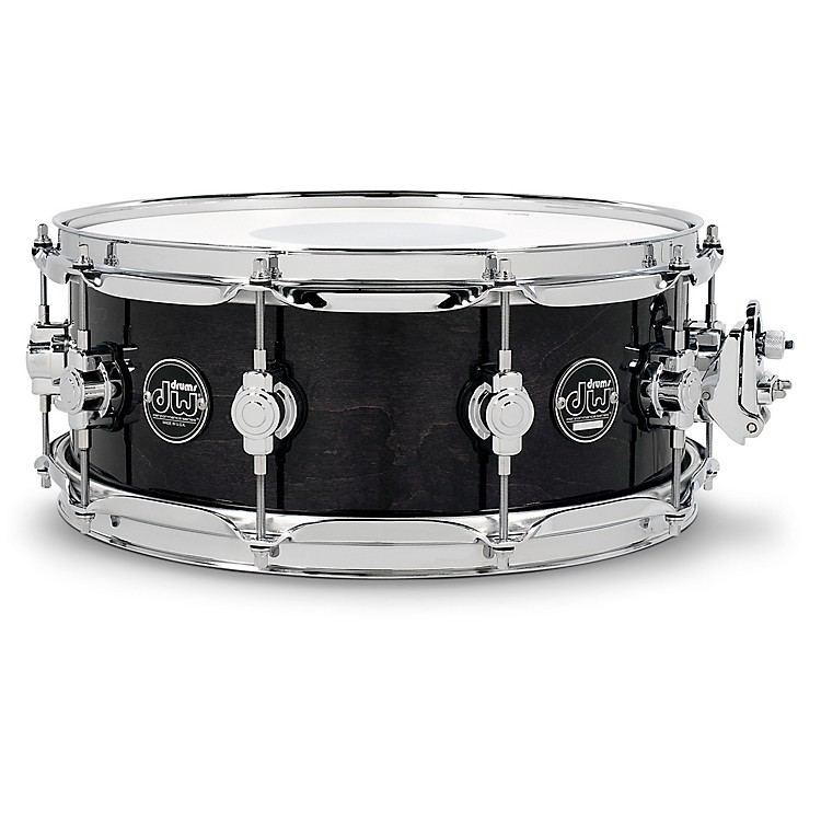 DWPerformance Series Snare Drum14x6.5 InchEbony Stain Lacquer