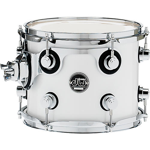 DW Performance Series Tom 10 x 8 in. White Ice