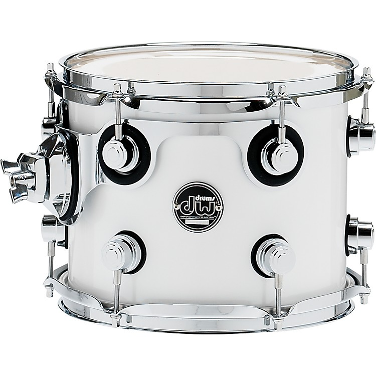 DW Performance Series Tom 8x10 White Ice