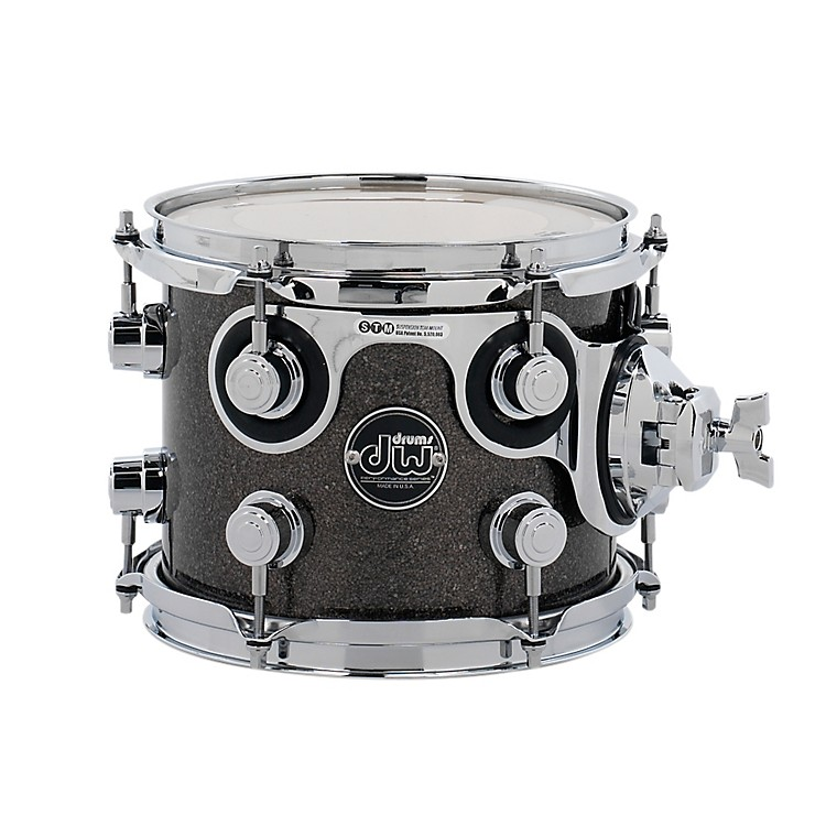 DW Performance Series Tom Pewter Sparkle 7x8