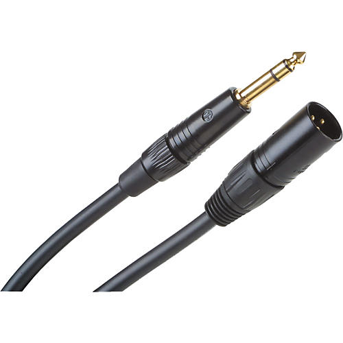 Monster Legacy Performer 500 Powered Monitor Cable XLR Male to TRS