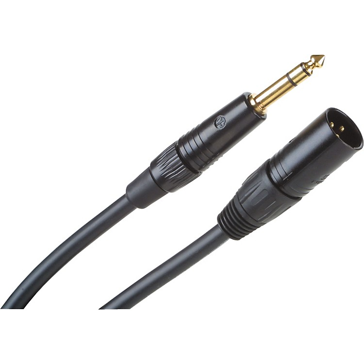 Monster Cable Performer 500 Powered Monitor Cable XLR Male to TRS