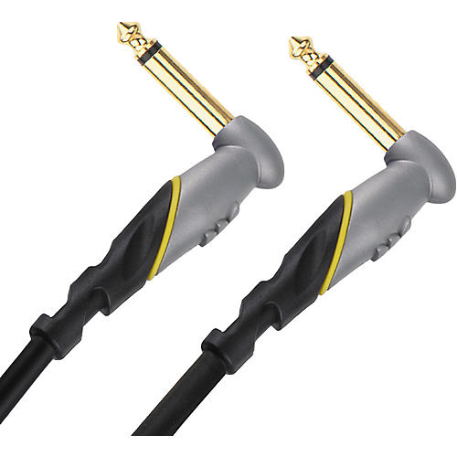 Monster Cable Performer 500 Right-Angle Instrument Cable-thumbnail
