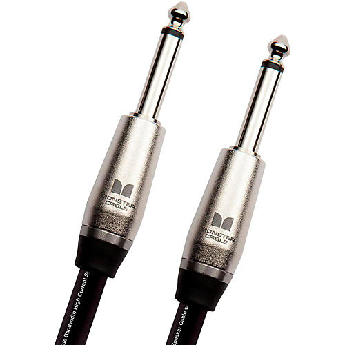 Monster Cable Performer 600 Pro Audio Straight Speaker Cable-thumbnail