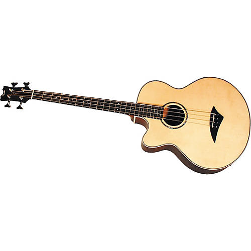 Dean Performer Acoustic-Electric Left Handed Bass-thumbnail