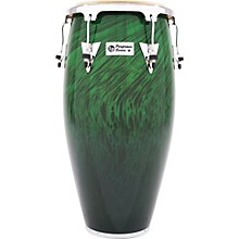 LP Performer Series Conga with Chrome Hardware 11 in. Quinto Green Fade