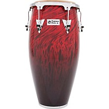 LP Performer Series Conga with Chrome Hardware 12.5 in. Tumba Red Fade