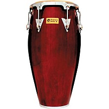 LP Performer Series Conga with Chrome Hardware Level 1 11.75 in. Dark Wood
