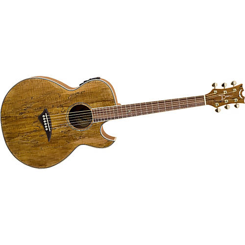 Dean Performer Series PE SM Mini Jumbo Acoustic-Electric Guitar-thumbnail