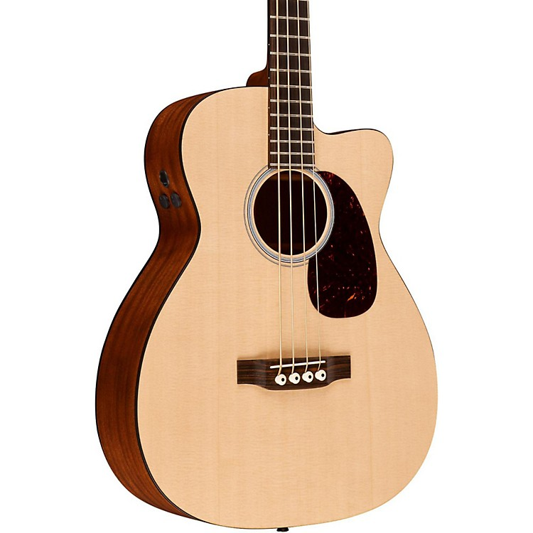 Martin Performing Artist Series BCPA4 4-String Acoustic-Electric Bass Guitar Natural