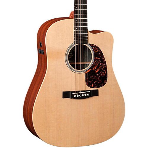 Martin Performing Artist Series DCPA5 Cutaway Dreadnought Acoustic Guitar Natural