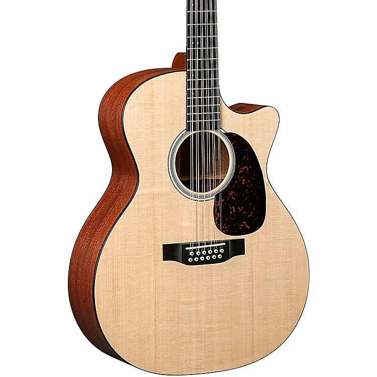 Martin Performing Artist Series GPC12PA4 12-String Acoustic-Electric Guitar Natural