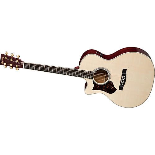 Martin Performing Artist Series GPCPA Mahogany Left Handed Acoustic-Electric Guitar