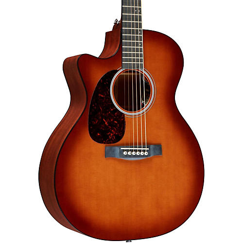 Martin Performing Artist Series GPCPA4 Shaded Top Grand Performance Left-Handed Acoustic-Electric Guitar-thumbnail