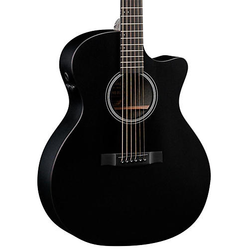 Martin Performing Artist Series GPCPA5 Grand Performance Acoustic Guitar Black