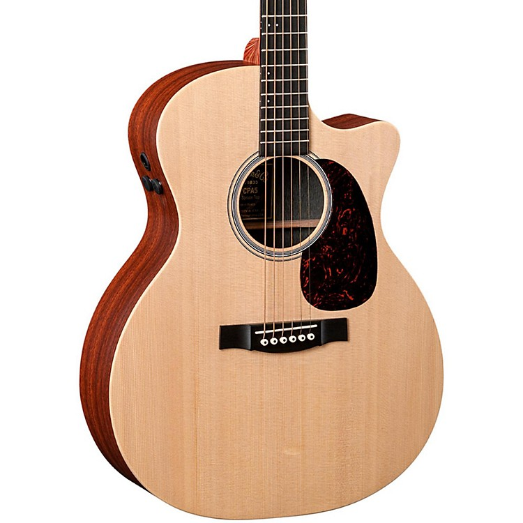 Martin Performing Artist Series GPCPA5 Grand Performance Acoustic Guitar Natural