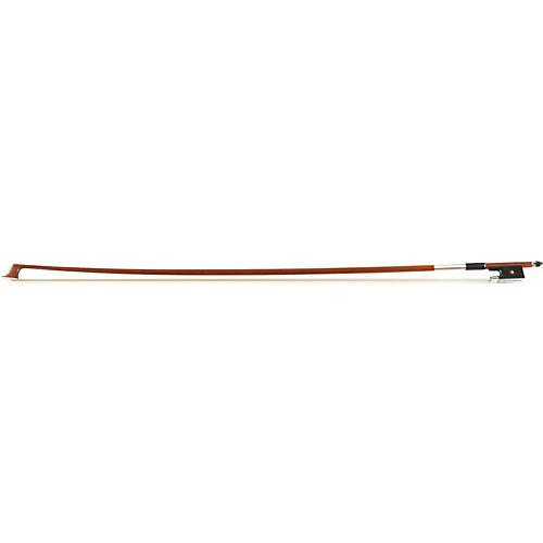 Georg Werner Pernambuco Octagonal Violin Bow - 4/4 Parisian Eye