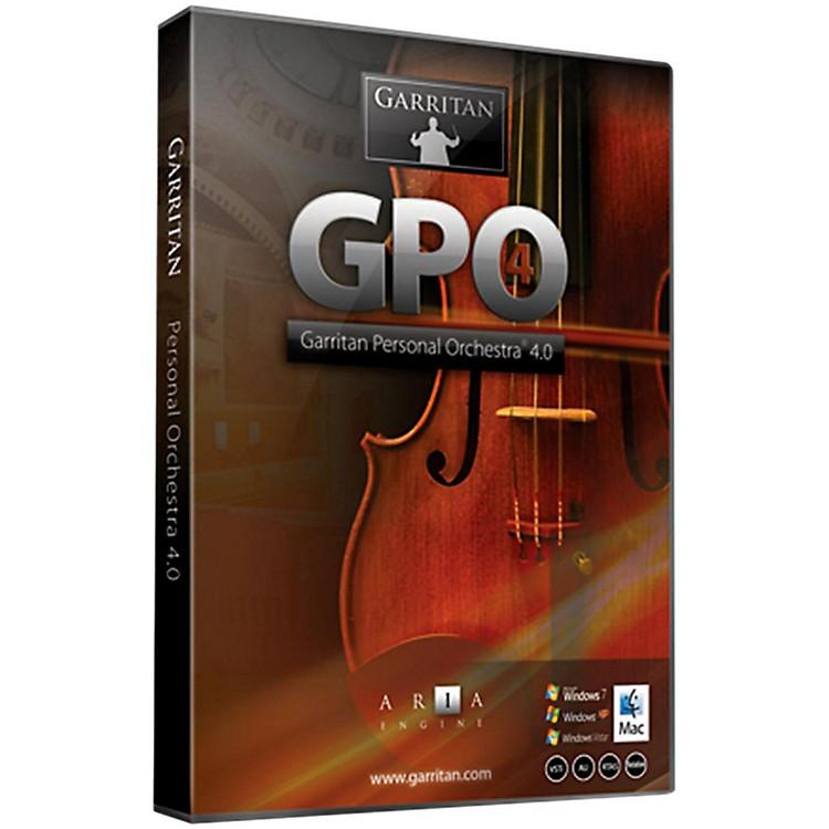 GarritanPersonal Orchestra 4 Software Download