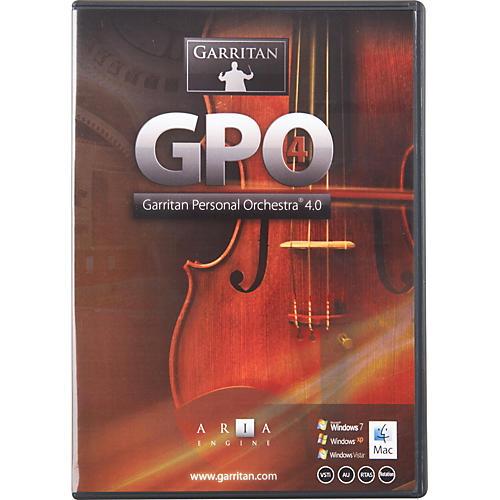 Garritan Personal Orchestra 4.0