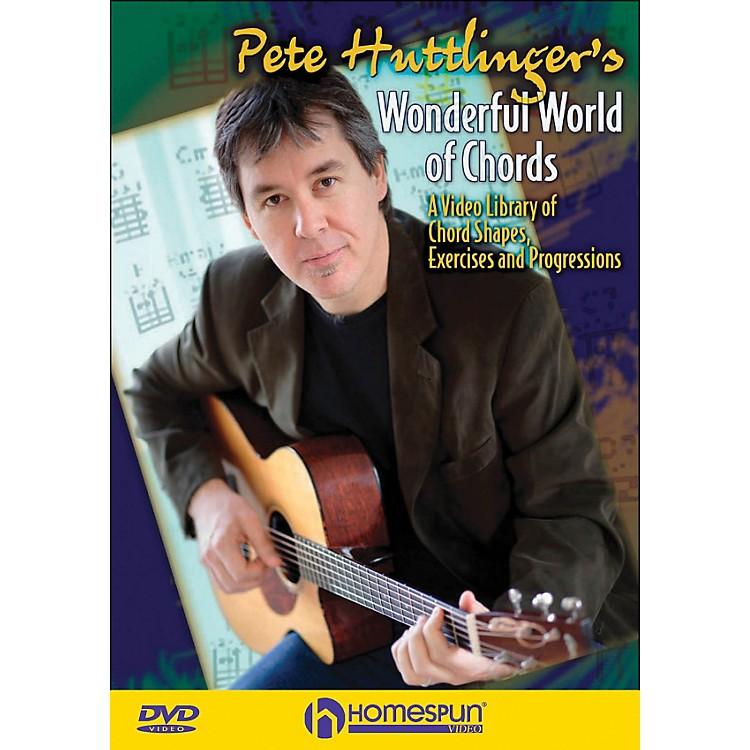 HomespunPete Hettinger's Wonderful World Of Chords (DVD)