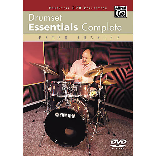 Alfred Peter Erskine Drumset Essentials DVD