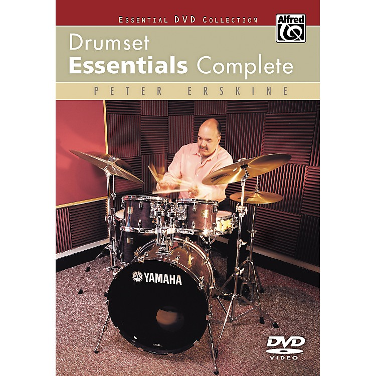 AlfredPeter Erskine Drumset Essentials DVD
