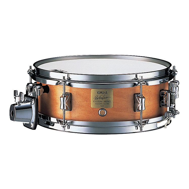 Yamaha peter erskine maple shell snare drum musician 39 s for Yamaha stage custom steel snare drum 14x6 5