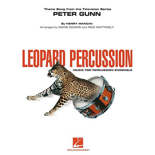 Hal Leonard Peter Gunn Concert Band Level 3 Arranged by Diane Downs-thumbnail